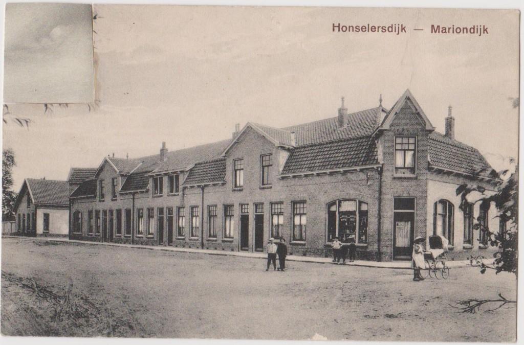 De karakteristieke woningen van de eerste woningbouwvereniging in het Westland