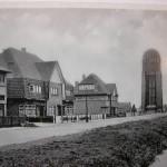 Een van de karakteristieke plekjes uit het Westland, de watertoren in Naaldwijk