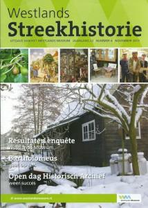 De nieuwste editie van Westlands Streekhistorie