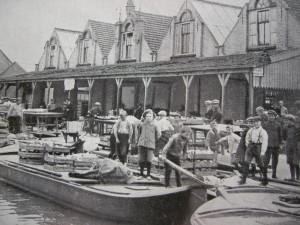 De veiling van Kwintsheul in 1919.