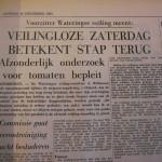 Dit lazen de lezers van dagblad Het Binnenhof daags voor Kerstmis 1963 in hun Westlandse editie