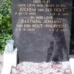 jochem van der hout grafsteen