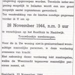 Aanplakbiljet uit 1944