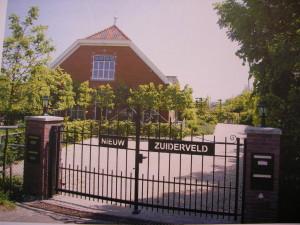 Boerderij Nieuw-Suydervelt in Wateringen.