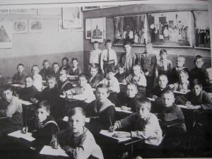 Klas uit de jaren twintig