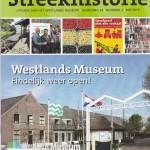 Het magazine Westlands Sstreekhistorie van mei 2015