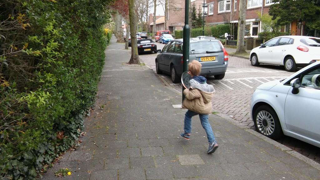 De Van Deventerlaan, die binnenkort een grote opknapbeurt krijgt.